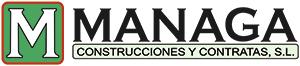 logo managa construcciones y contratas
